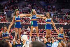 FGCUWBB_vs_Stanford_NCAA18_016090 (FGCU | University Marketing & Communications) Tags: athletics photocreditjamesjgreco fgcu ©floridagulfcoastuniversity basketball wbb rainingthrees ncaaw cheerleaders cheer cheerleading stanforduniversity ncaa