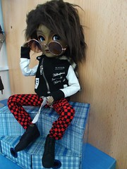 Freddy (it's_a_secret) Tags: taeyang another king alice series jun planning groove dolls