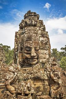 Angkor Thom - Cambodia HDR