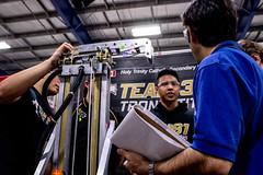 IMG_7722 (holytrinityrobotics) Tags: oakville omgrobots light event coverage robot robotics hersheyscentre gold mechanical electrical pneumatics onchampsfrc first firstcanada frc ontario tronic titans