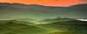 Val d`Orcia (Fernando Piçarra) Tags: sunset sunrise dawn dramatic sky sun dusk landscape moody fog twilight horizon over land tuscany toscana italy itália poggio podere belvedere poder belveder san quirico landescape field magic beauty misty mist val d´orcia crete senesi light