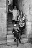 Childhood (michael.mu) Tags: leica m240 35mm leicasummicron35mmf20asph leicasummicronm1235mmasph jerusalem israel purim theleicameet streetphotography silverefexpro bw blackandwhite monochrome carnival