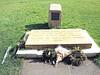 King Harold II's Tomb In Waltham Abbey. (Jim Linwood) Tags: waltham abbey england