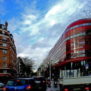 Rue des Pyrénées, Paris