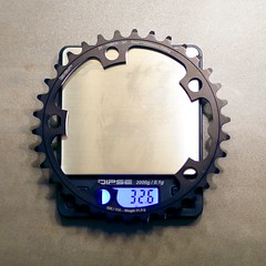 B.O.R. Germany 34t chainring (siimsaksing) Tags: borgermany chainring