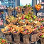 Flower shop, Station Utrecht Centraal, the Netherlands - 0711 thumbnail