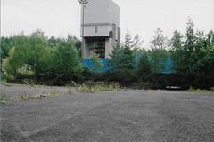 Abandoned (lee_moffat) Tags: scotland empty tower colliery coal factory derelict abandoned 400 superia fujifilm fuji film f 18 50mm pentacon mtl5b praktica moffat lee