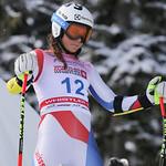 Delia Durrer - Switzerland - 1st Ladies SG PHOTO CREDIT: Matthew Sylvestre/Coastphoto.com