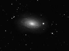M63 - Sunflower Galaxy (WIP) (CKemu) Tags: space astronomy astrophotography dso galaxy sky night sunflower m63 science telescope longexposure blackandwhitebw stars astrometrydotnet:id=nova2510387 astrometrydotnet:status=solved