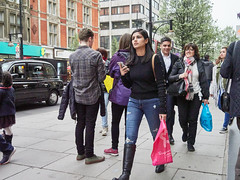 20180413T14-47-13Z-_4136471 (fitzrovialitter) Tags: girl jeans boots peterfoster fitzrovialitter rubbish litter dumping flytipping trash garbage urban street environment london streetphotography documentary authenticstreet reportage photojournalism editorial captureone littergram exiftool olympusem1markii mzuiko 1240mmpro city