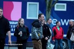 "13.04.2018 Jüterbog: ""Zukunft Heimat"" floppt (RechercheNetzwerk.Berlin) Tags: zukunftheimat rassismus nationalismus neonazis birgitbessin christophberndt jüterbog"
