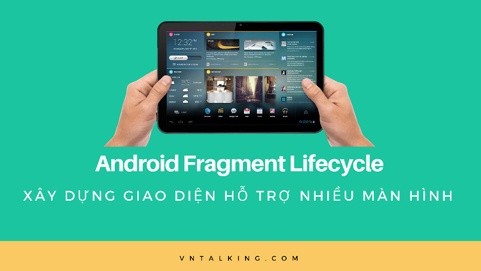 Android Fragment Lifecycle