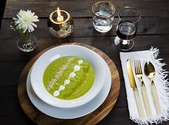 Crema fina de guisantes (Frabisa) Tags: guisantes crema sopa cocinacasera recetas peas cream soup homemadecooking recipes