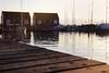Boat Houses (Patrick Scheuch Photography) Tags: holland niederlande europe europa wasser water meer sea marken eu landscape landschaft netherlands wanderlust canon sunset sonnenuntergang