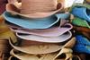 Sun Hats (AntyDiluvian) Tags: california santamonica pier santamonicapier hats summerhats sunhats stack