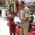BEST CRICKETER OF SGIS AWARD ~ 2017-18 - Junior