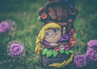 Rapunzel.... Macro Monday
