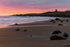 Early rise on Holiday? (21mapple) Tags: duns dunstanburghcastle castle sun sunrise tide sea waves rock stones beach sand northumberland englishheritage nationaltrust low emb embleton craster outdoors outdoor outside