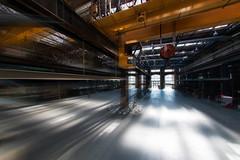 dynamic (Guy Goetzinger) Tags: architektur experimental fabriken industrie industrial urban crane puls5 zürich zuerich switzerland fabrik old nikon wideangle zoom d500 goetzinger halle 2018