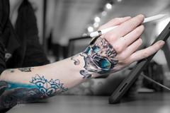 Katlin (Light&LovePhotography) Tags: tattoo newportvermont badass artist sleeve newport vermont contourstudios freehand applepen mac