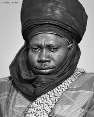 Durbar Portrait (Irene Becker) Tags: arewa durbar kaduna kadunastate murtalamuhammedsquare nigeria northnigeria westafrica celebration centenary northernnigeria people photograph outdoors realpeople developingcountries africanethnicity cultural day traveldestination street communication beauty pride hausa timetravel festival parade blackandwhite monochrome