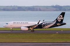 Air New Zealand Airbus A320 (Daniel Talbot) Tags: a320 akl airnewzealand airbus airbusa320 auckland aucklandairport aucklandregion nzaa newzealand northisland teikaamāui zkoxi aircraft airplane airplanes airport aviation maker oceania plane transportation