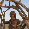 Hammer tribe. Omo valley. Ethiopia (courregesg) Tags: ethiopia ethnic ethnology omovalley hornofafrica horrnofafrica tribal hammer traditionalife beauty jewelry