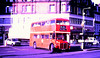 Slide 115-57 (Steve Guess) Tags: brixton bus london transport buses england gb uk lambeth aec routemaster rmc 476clt rmc1476 training driver trainer learner