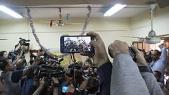 Filming the reporters on iPhone in Egypt's presidential elections 2018 (Kodak Agfa) Tags: egypt presidentialelections egyptians elections2018 vote voters people politics news mideast moussamostafamoussa iphone middleeast giza africa northafrica mena انتخابات مصر انتخابات2018 cairo