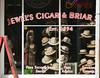 Jewel's Cigar & Briar shop window (Monceau) Tags: covington oldcovington louisiana jewels jewelscigarbriar shop theresnoplacelikehome odc