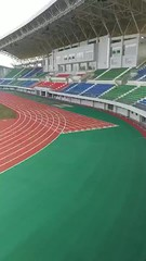 grk-finished stadium track (tanjianli.wendy) Tags: athletictrack runningtrack rubbertrack ovaltrack joggingtrack