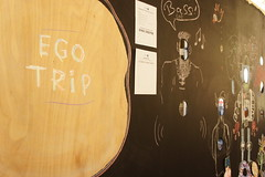Mifactori Interactive Wall Chalk Board PIC DSC08867 (LarsZi) Tags: interactive wall chalk chalkboard photowall photo character photobooth infowall ego trip