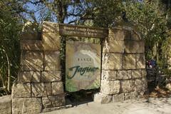 Range of the Jaguar entrance (ucumari photography) Tags: ucumariphotography rangeofthejaguar jacksonville fl florida zoo march dsc1951 2018