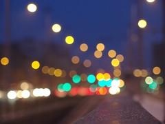 City Lights (theflyingtoaster14) Tags: city vienna wien südtirolerplatz geländer lichter lights