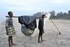 returning fishermen2 (wfung99_2000) Tags: india fishermen beach alleppey kerala dawn morning