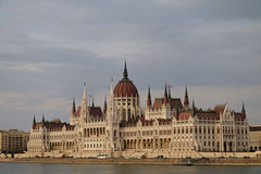 Budapest: Parliament (ragnaolof) Tags: hungary budapest europe danube parliament building architecture city sunset travel