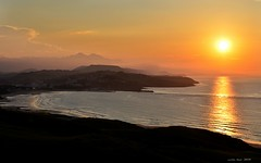 """Picos"" (Enllasez - Enric LLaó) Tags: cantabria mar postadesol atardecer paisaje paissatge 2014 nwn"