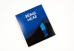 Being Hear (scottboms) Tags: beinghear books projects arl analogresearchlab facebook design fuchsiamacaree