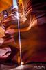 A spear made of photons (Java Cafe) Tags: landscape canyon antelope pageaz arizona geology erosion shaftoflight sunray cave cavern rock slotcanyon