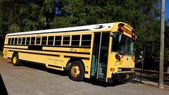 2003 Blue Bird All American RE (abear320) Tags: school bus blue bird all american volusia district schools florida