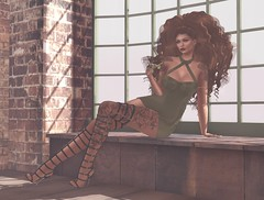 Go Lucky (Miss Scarlet Lenoirre) Tags: chicchica foxcity iaf letre letituier reign ryca scarletcreative yummyaccessories secondlife slfashion