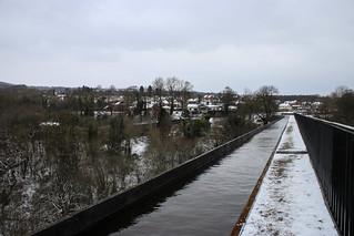 Pontyscyllte Aqueduct