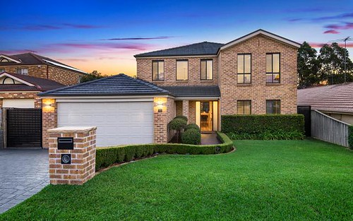 11 Blundell Cct, Kellyville NSW 2155