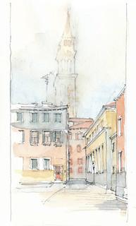 Venezia, Campo de la Celestia