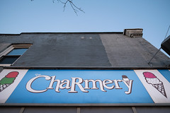 Rachel & Dave (9) (Brian Isemann) Tags: the creamery baltimore hampden fuji xt2 xt20 engagement