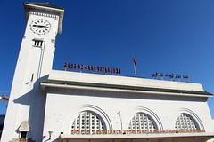 Casa  voyageur (faicaljalal) Tags: gare garedetrain casavoyageurs maroc morocco casablanca trainstation
