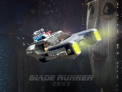 Blade Runner Police Spinner (Vaionaut) Tags: bladerunner harrisonford police futuristic speeder postapocalyptic scifi sciencefiction