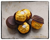 Round The Chocolate (SoS) (myphotomailbox) Tags: rotterdam netherlands strevelsweg indoor roundandround food smileonsatherday candy yellow chocolate braun marble sweet ferrero rocher
