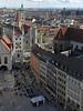 Munich skyline (jrw080578) Tags: townhall clocktower church skyline buildings germany deutschland munich münchen rathaus bavaria bayern