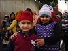 Amritsar - Young & Sikh (Christian Lagat) Tags: inde india penjab punjab amritsar templedor goldentemple sikhs enfants children garçon boy fille girl